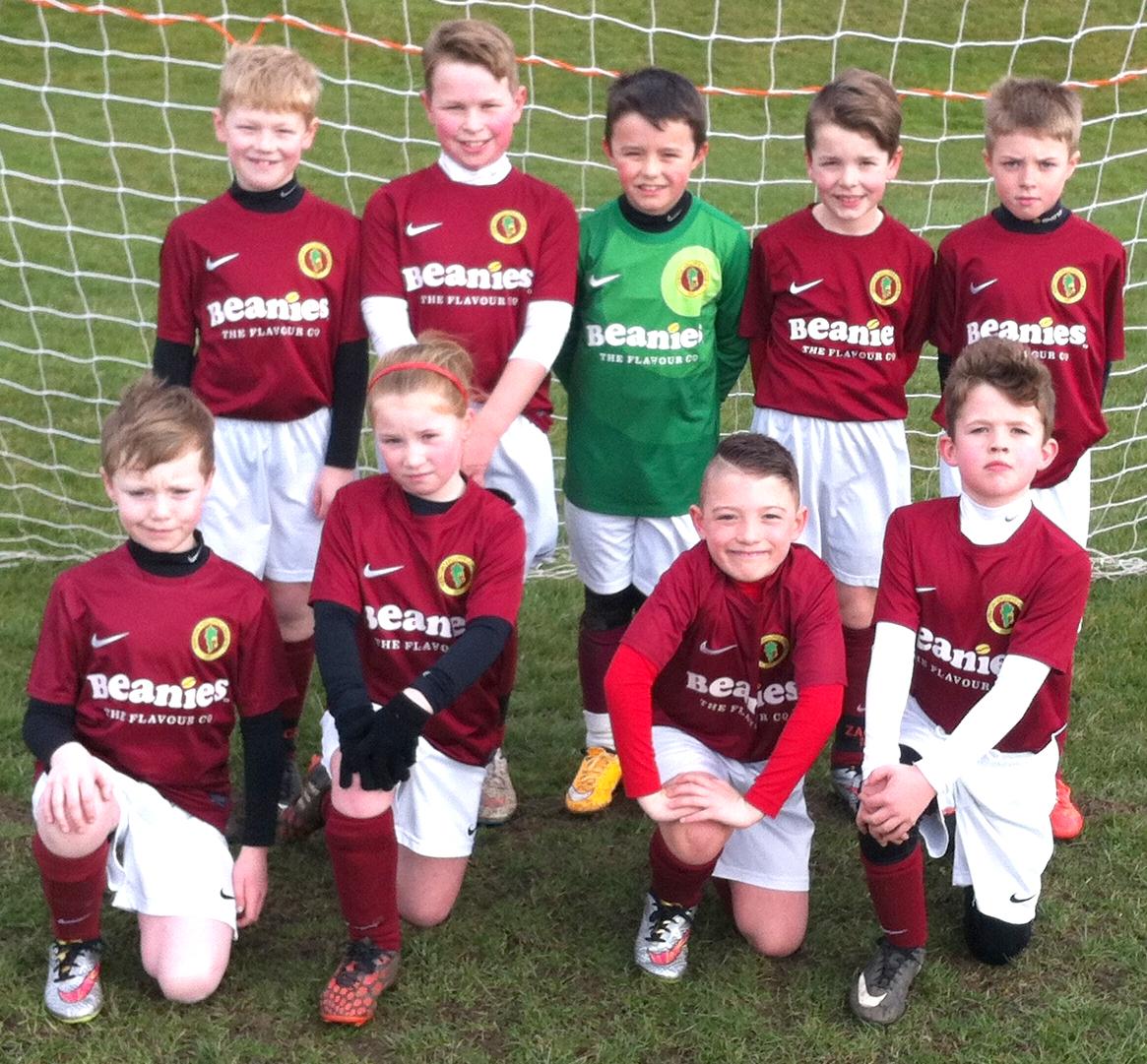 Aycliffe Junior Football