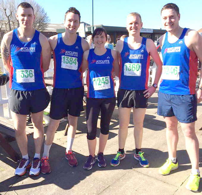 Easter Road Race for Aycliffe Runners