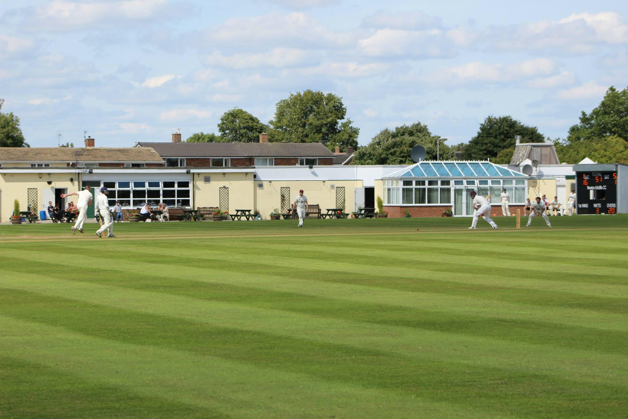 Cricket Scoreboard 15/07/16