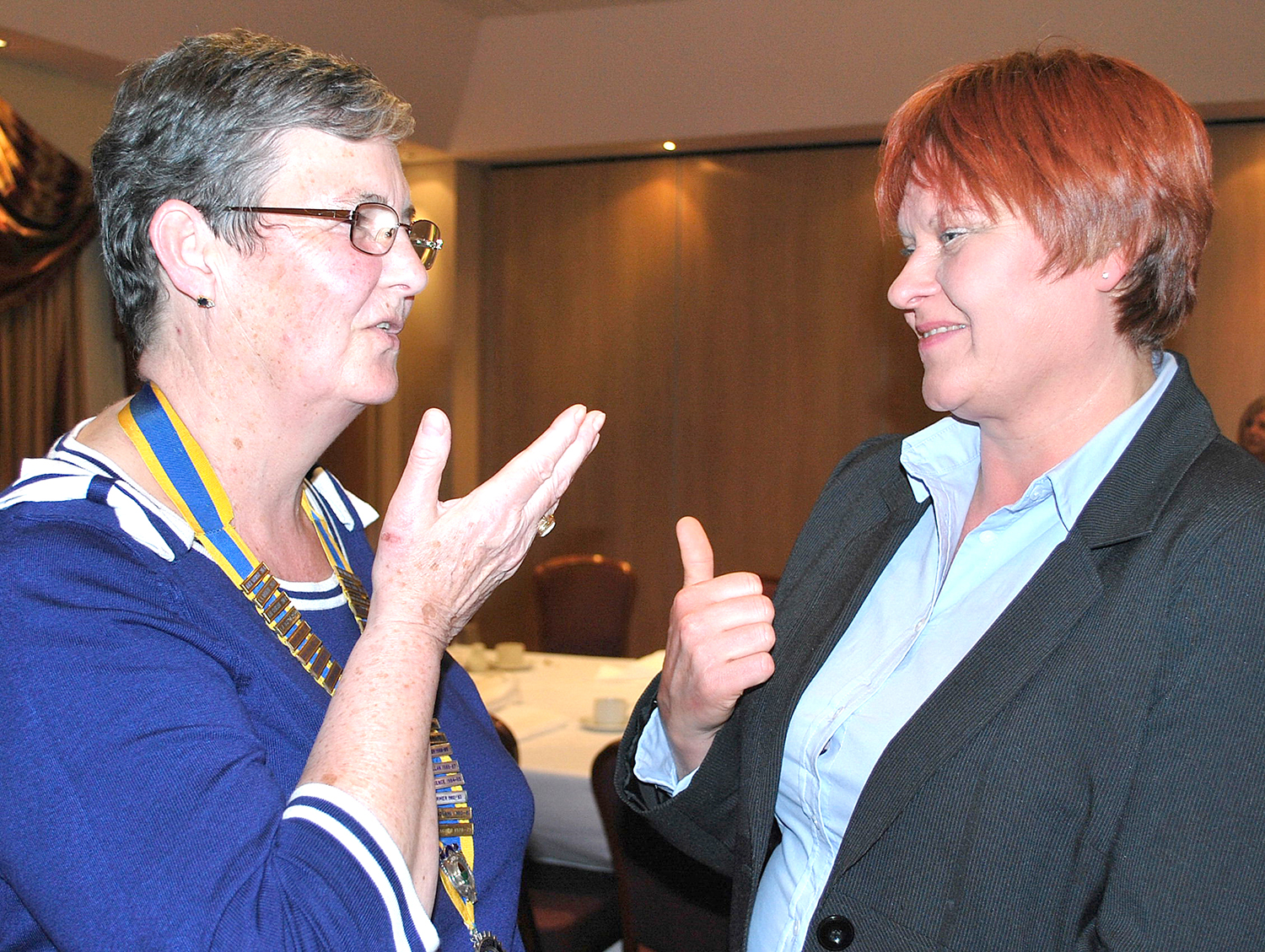 Signs of Success for Deaf Community