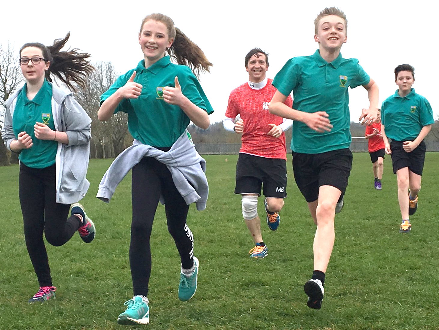 Greenfield Supports Sport Relief 2016