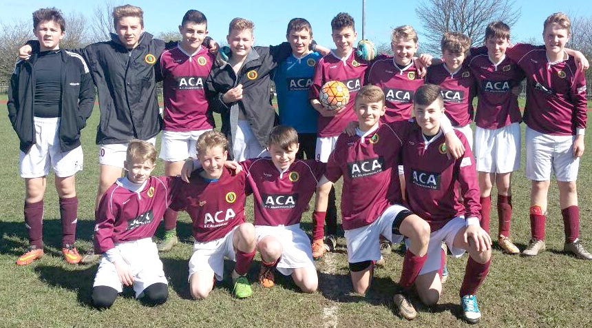 Junior Football Results