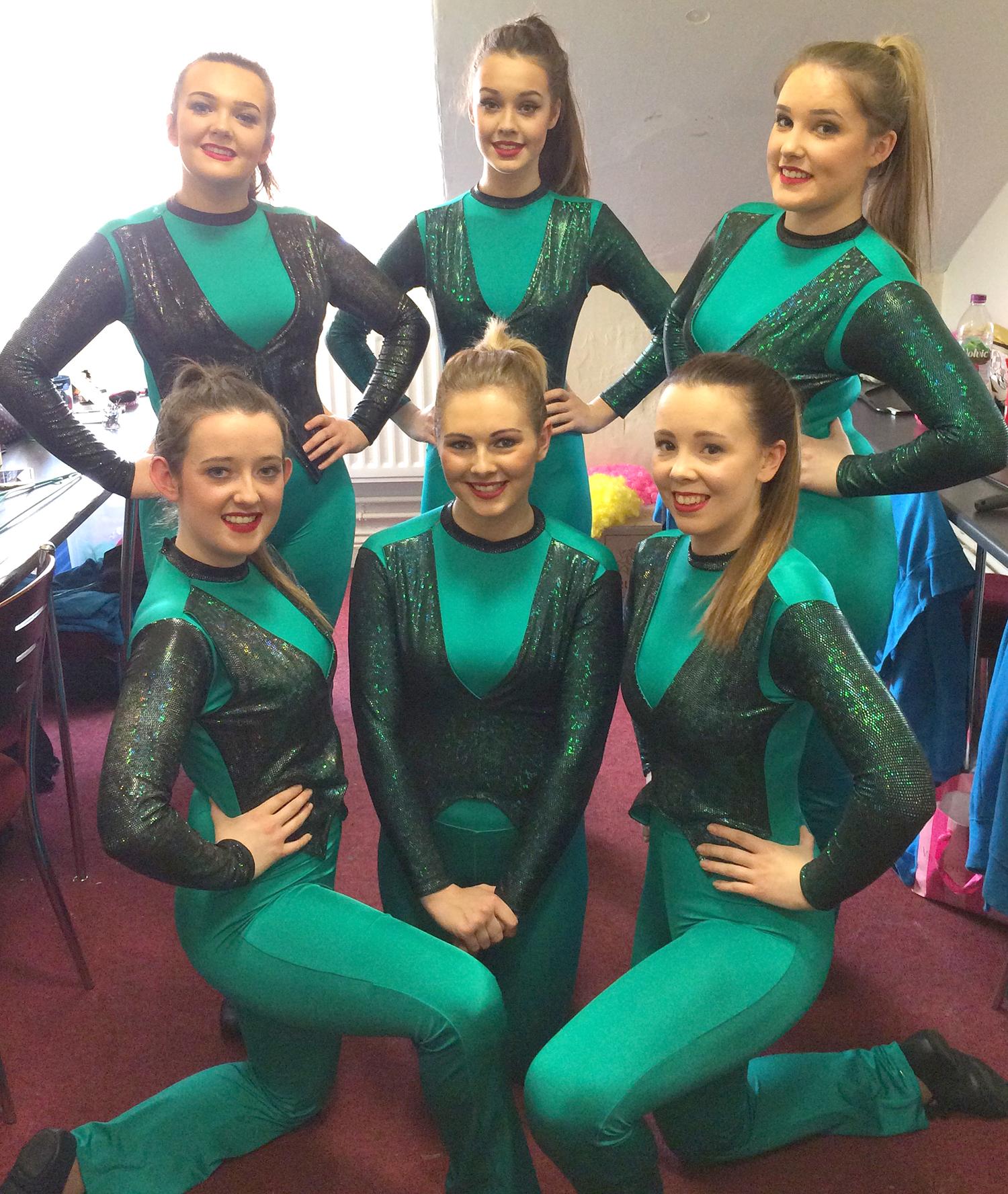 "Aycliffe Dancers in ""Oz"""