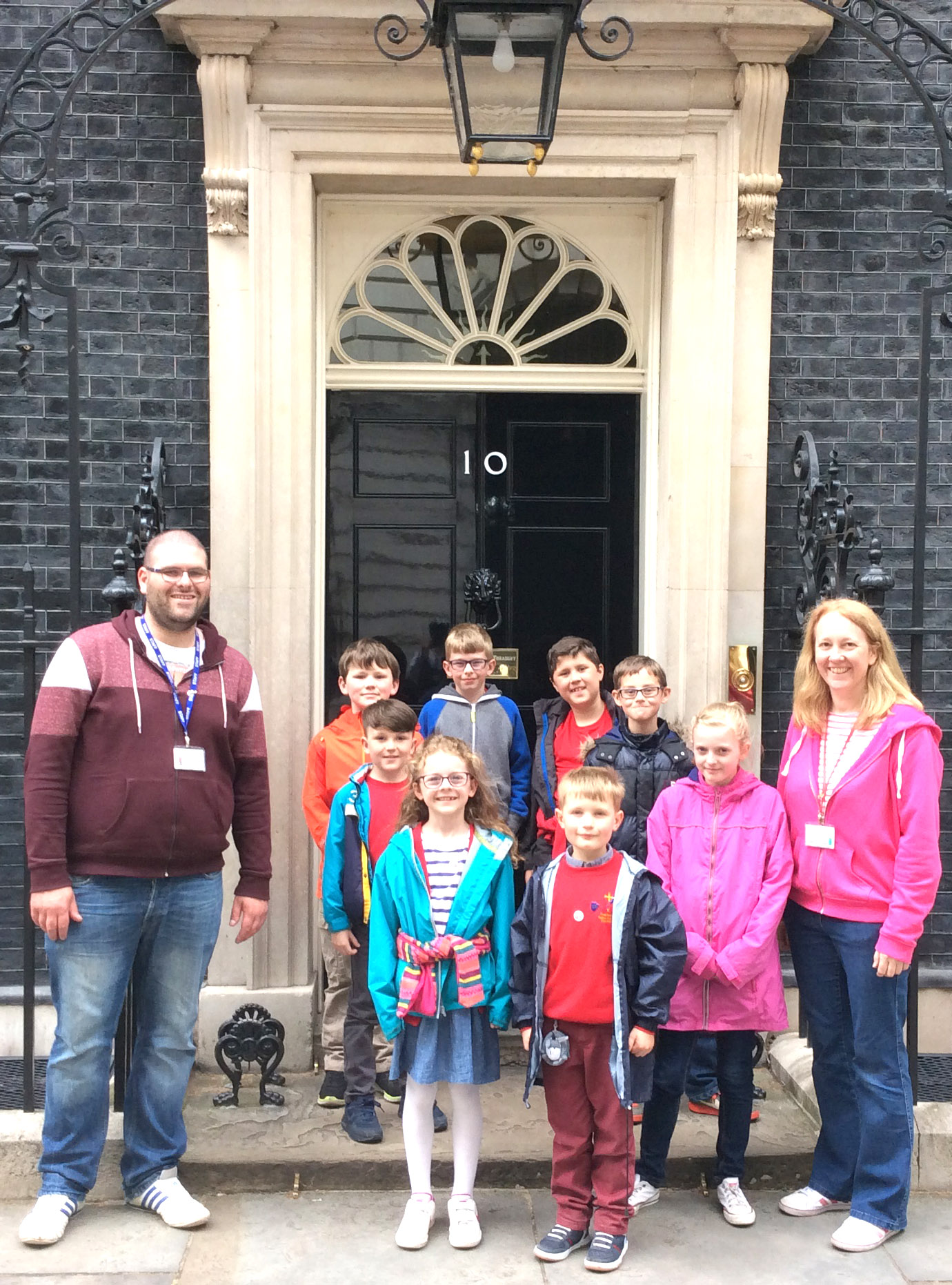 Our MP Welcomes Students on London Visit