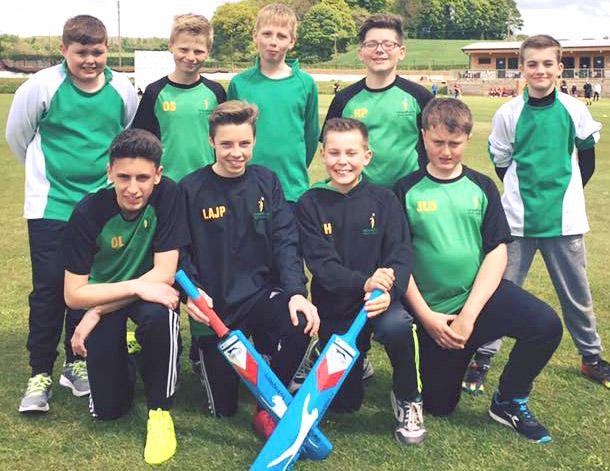 Woodham in County School Cricket Finals