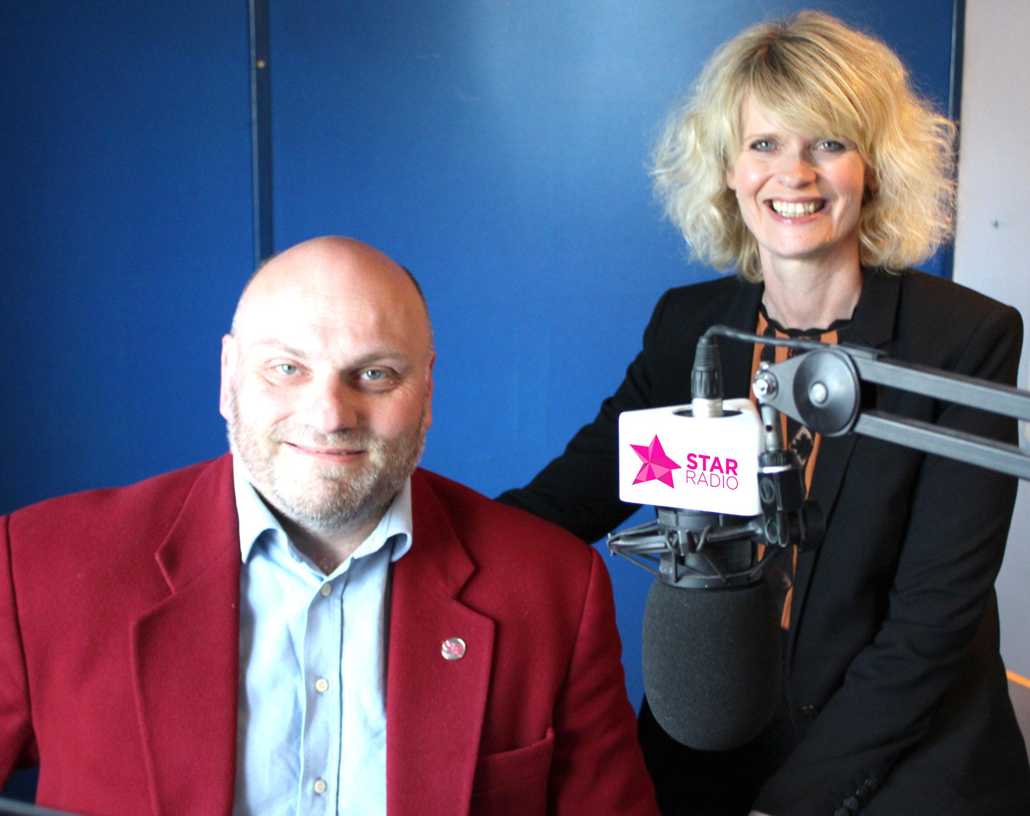 Newton News Launch New Partnership with Star Radio