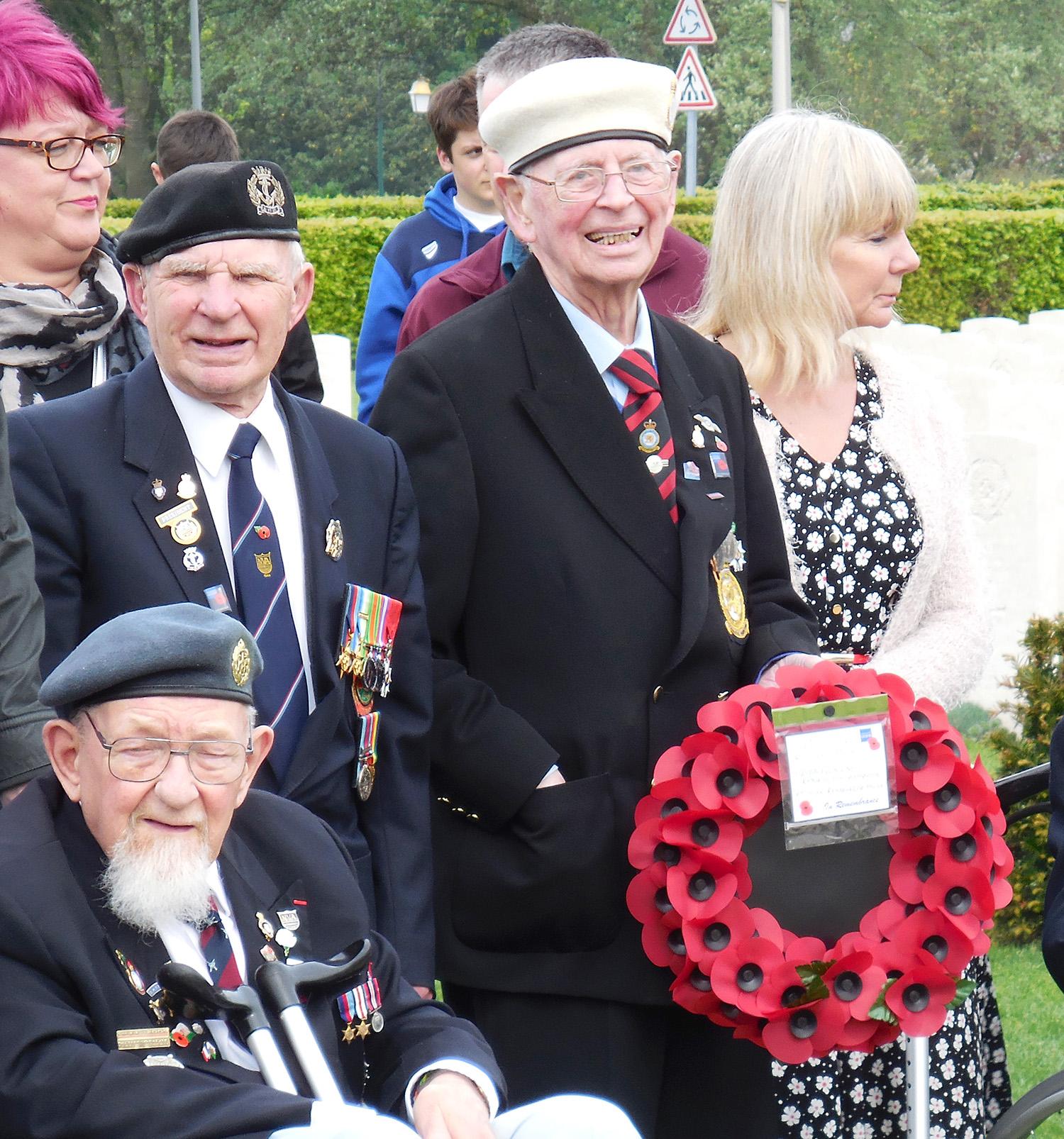 Veteran Returns to Normandy