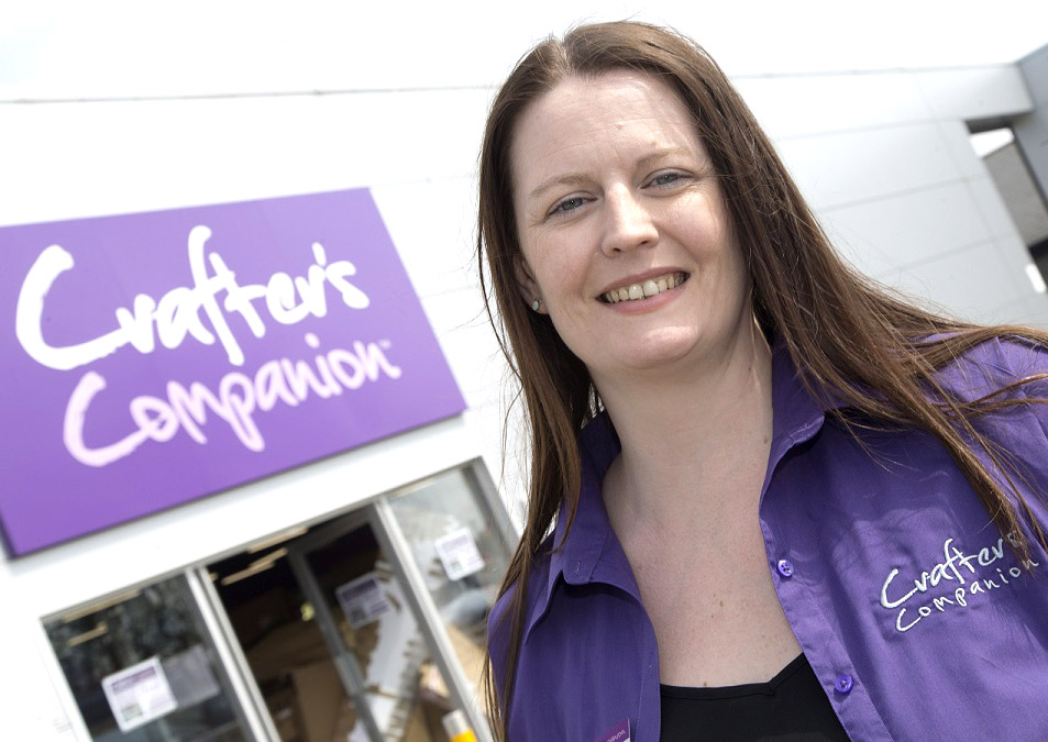 Aycliffe Craft Company Appoints Manager for its First UK Store