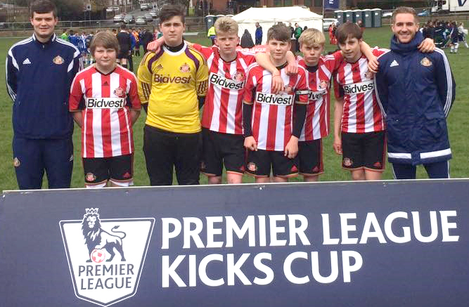 Greenfield Shine in  Football Tournament