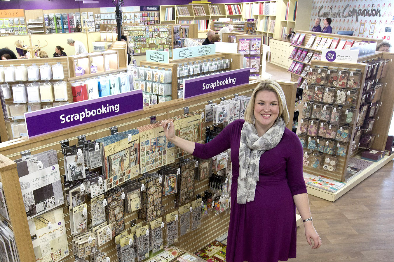 Aycliffe Craft Store Now Open