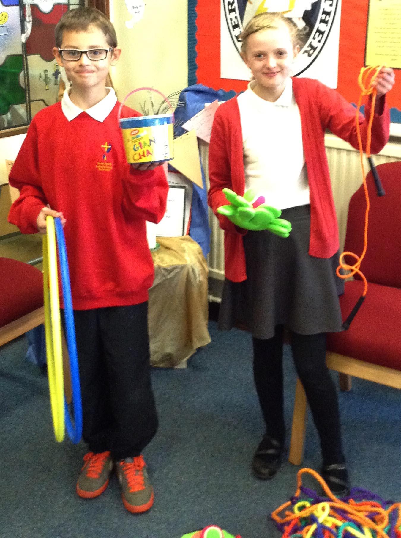 School PTA Provides Play Equipment