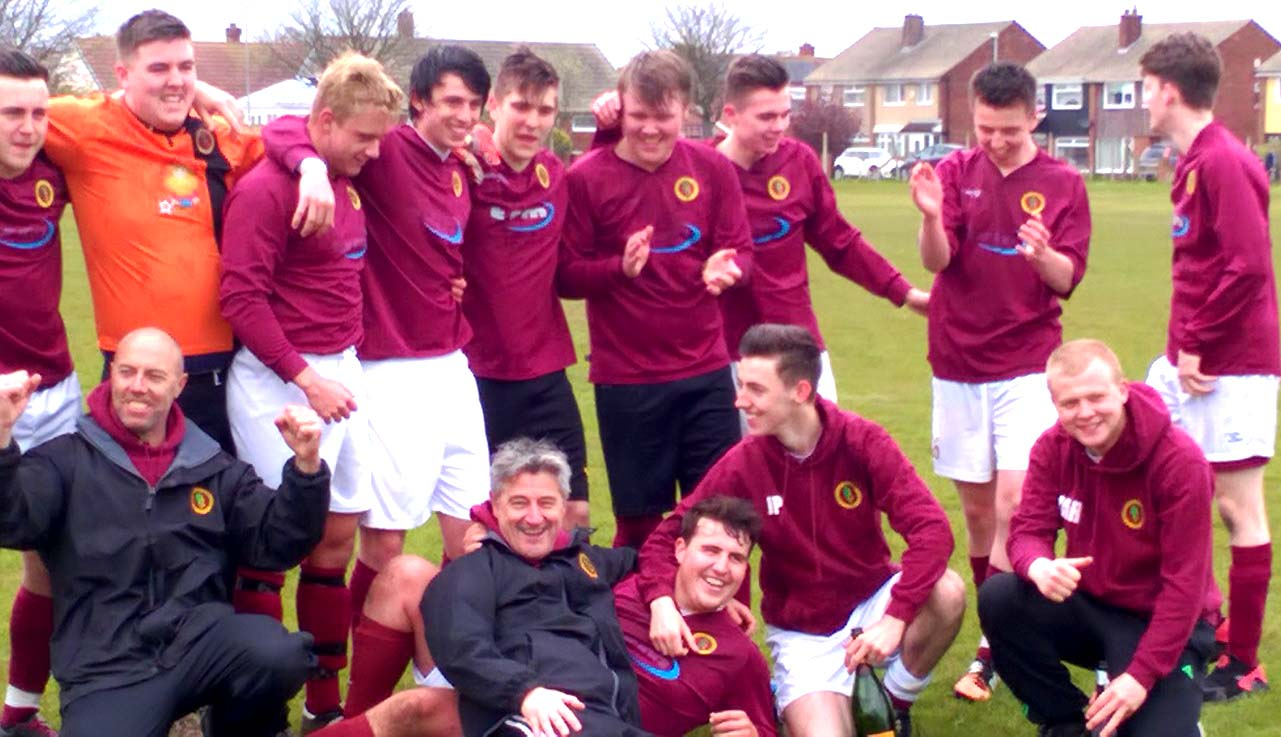 16-0 Win & the Championship