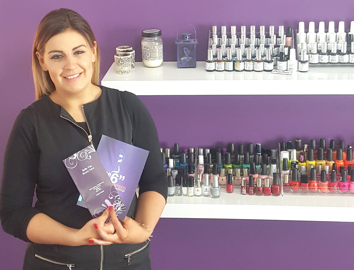 Aycliffe Beautician  Expands in Shildon