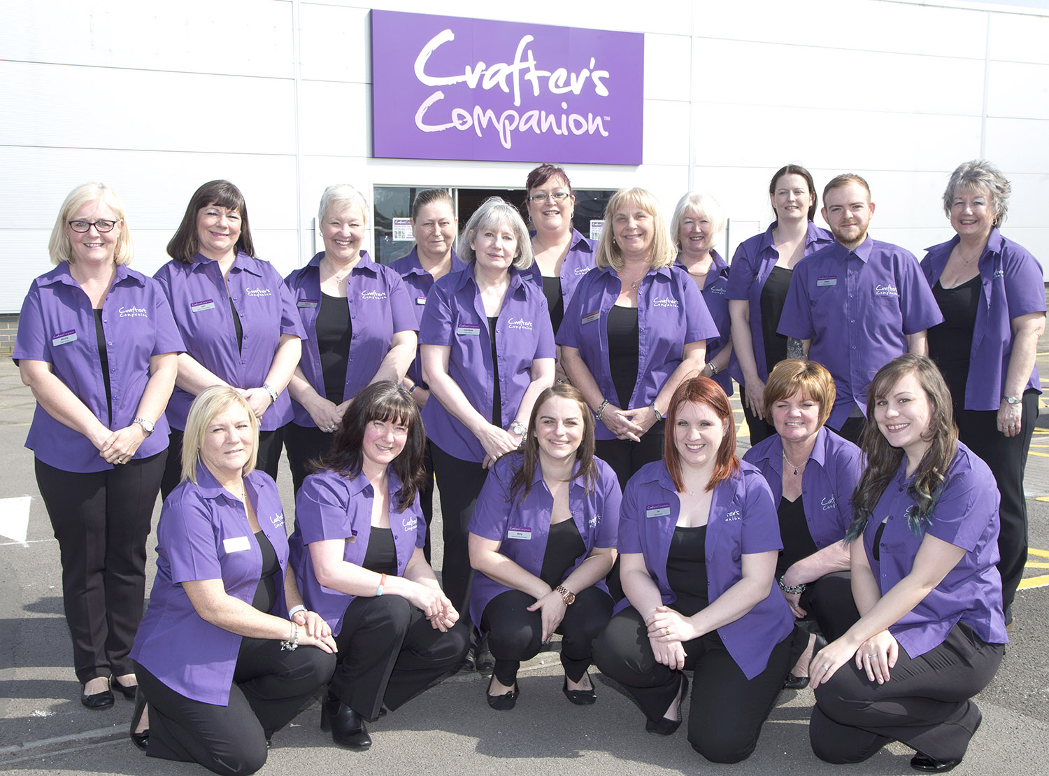 33 Extra Staff Members for New Aycliffe Store