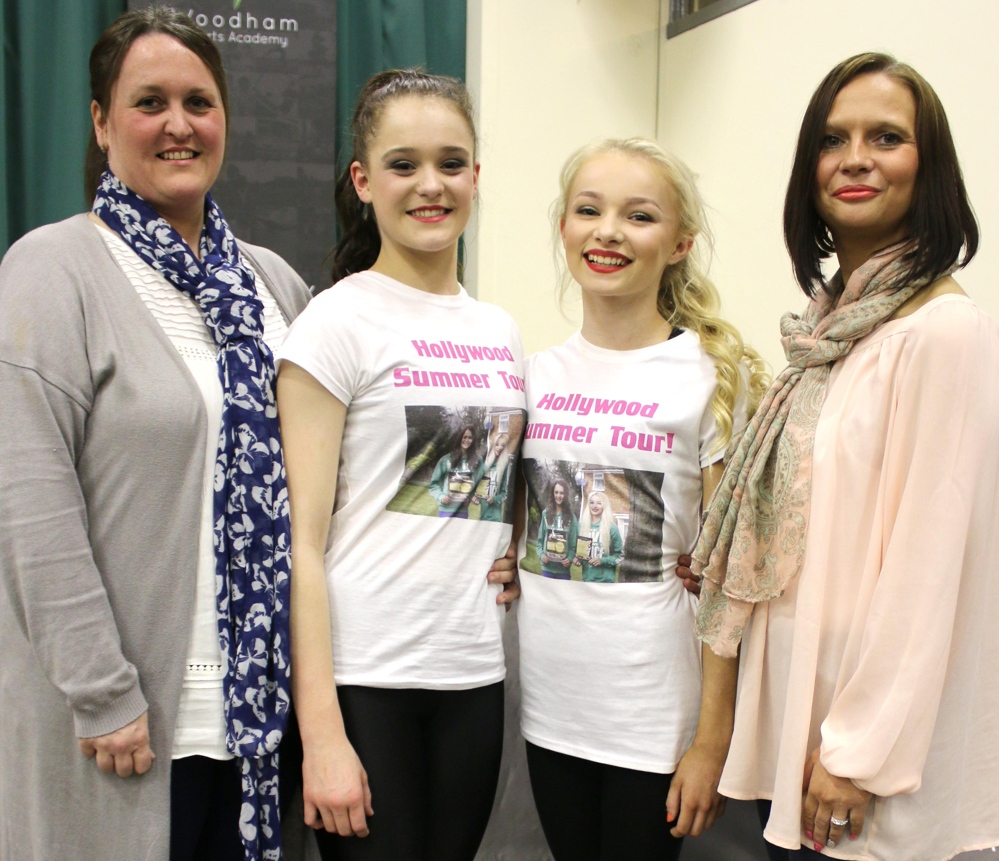 Dance Show Helps Two Students go to Hollywood