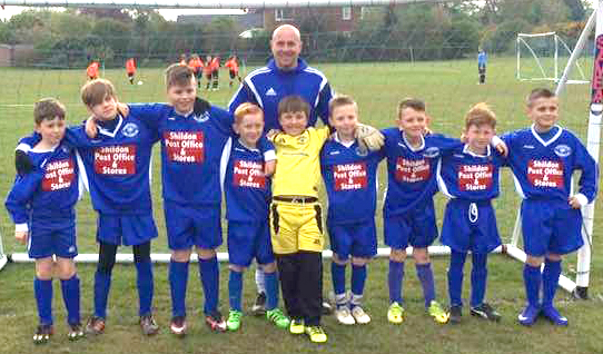 Aycliffe Eagles Blackpool Champs
