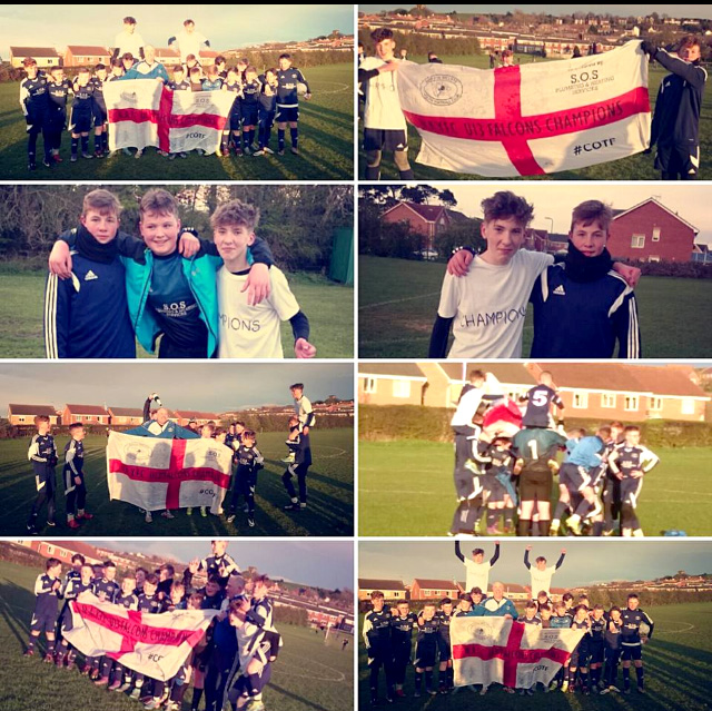 Youthy – Under 13 Champions