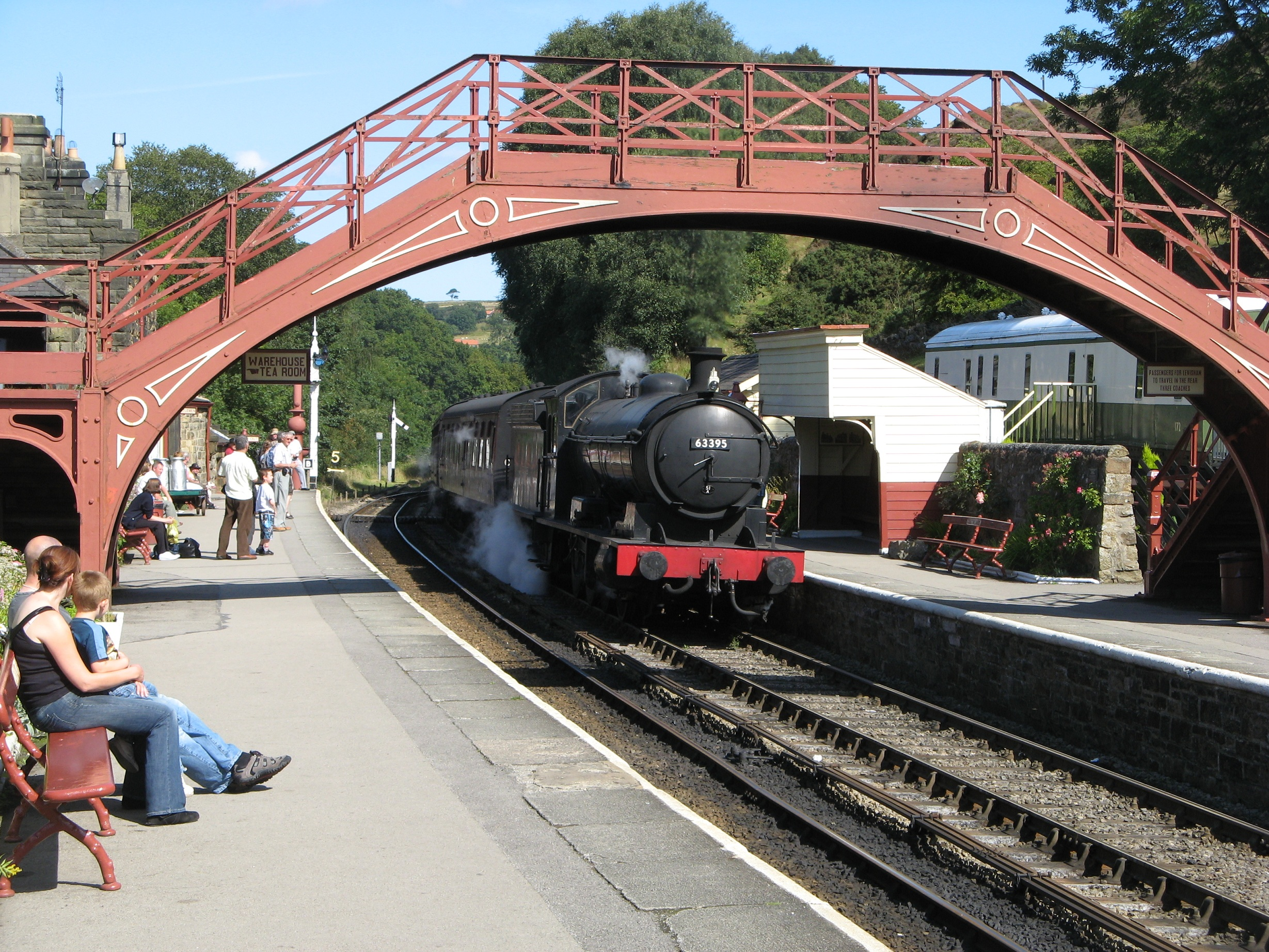 Back to the 70's with Moors Railway