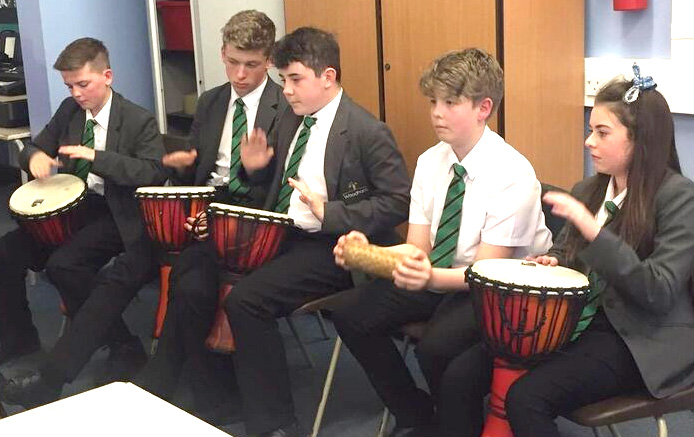 New Instruments for Woodham Musicians