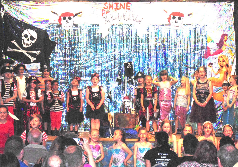 Shine Choir's Brilliant Show