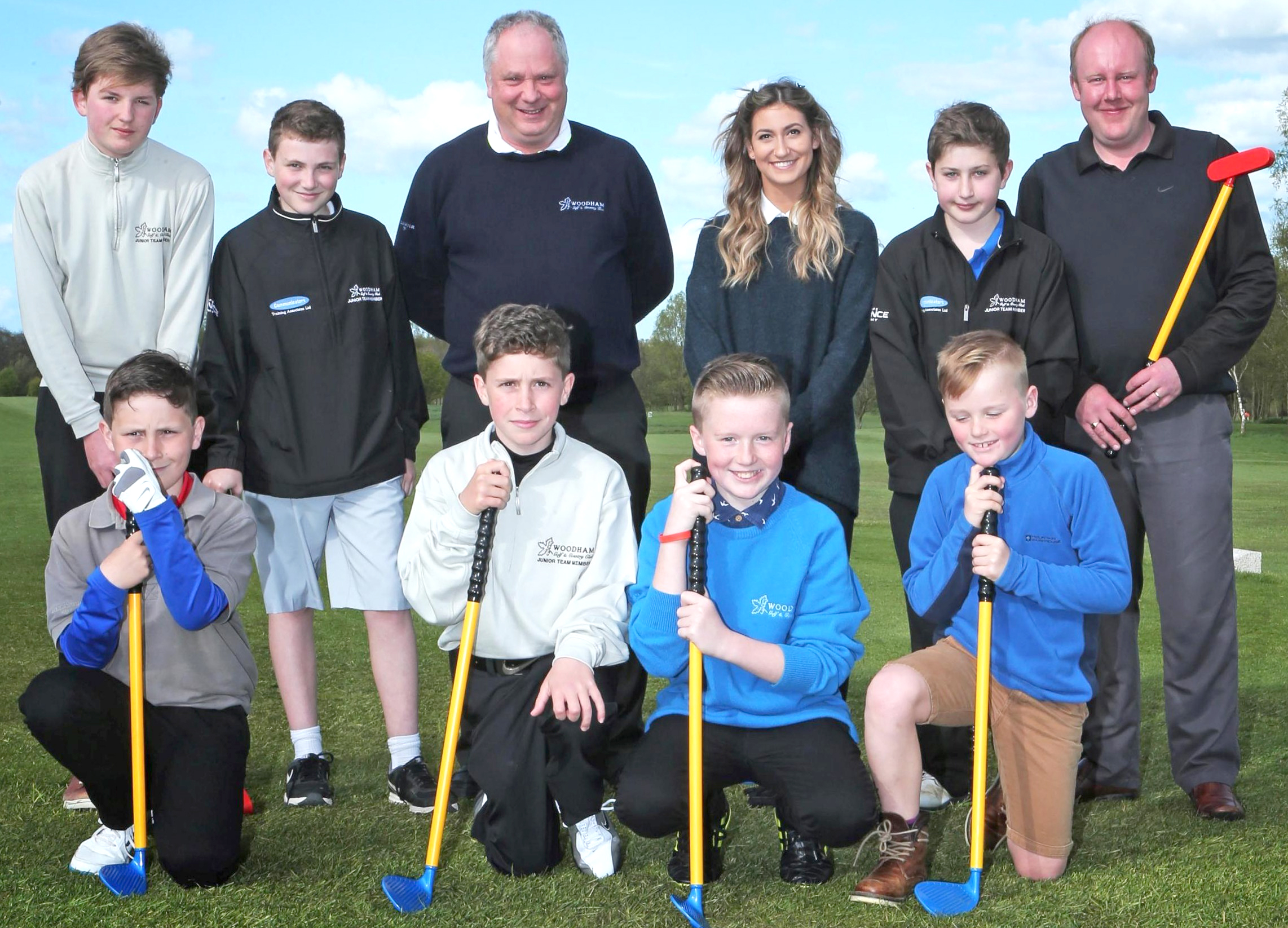 Free Family Golf Day