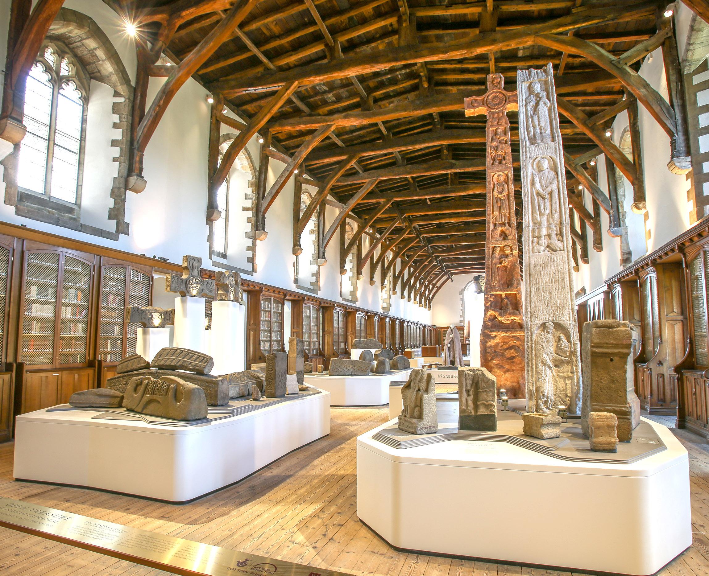 Star Radio Help Multi-£million Exhibition for Durham Cathedral