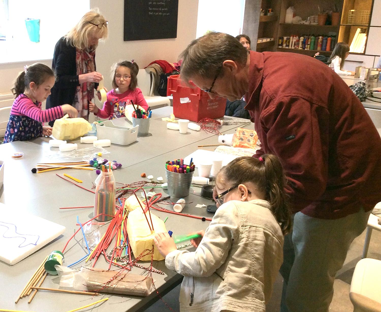 Summer Holiday Activities at Greenfield Arts