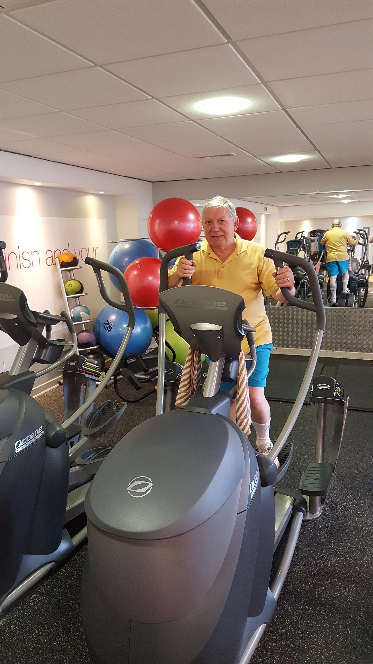 Sponsored  Workout