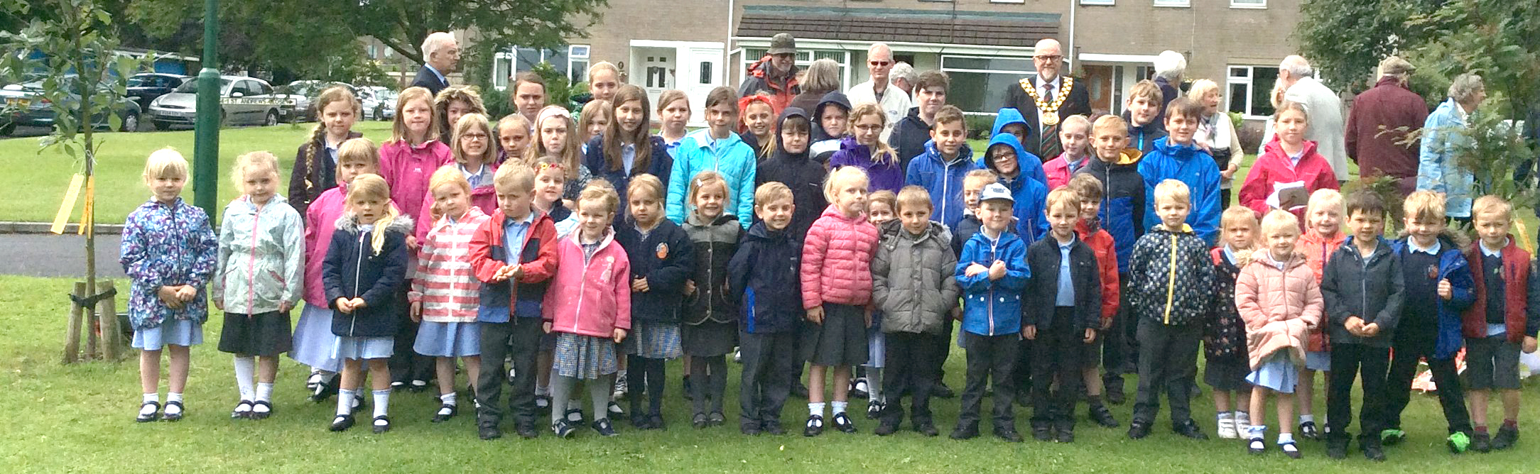 Village School Remembers the Somme