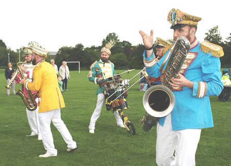 The Great Aycliffe Fun Festival Gets Underway
