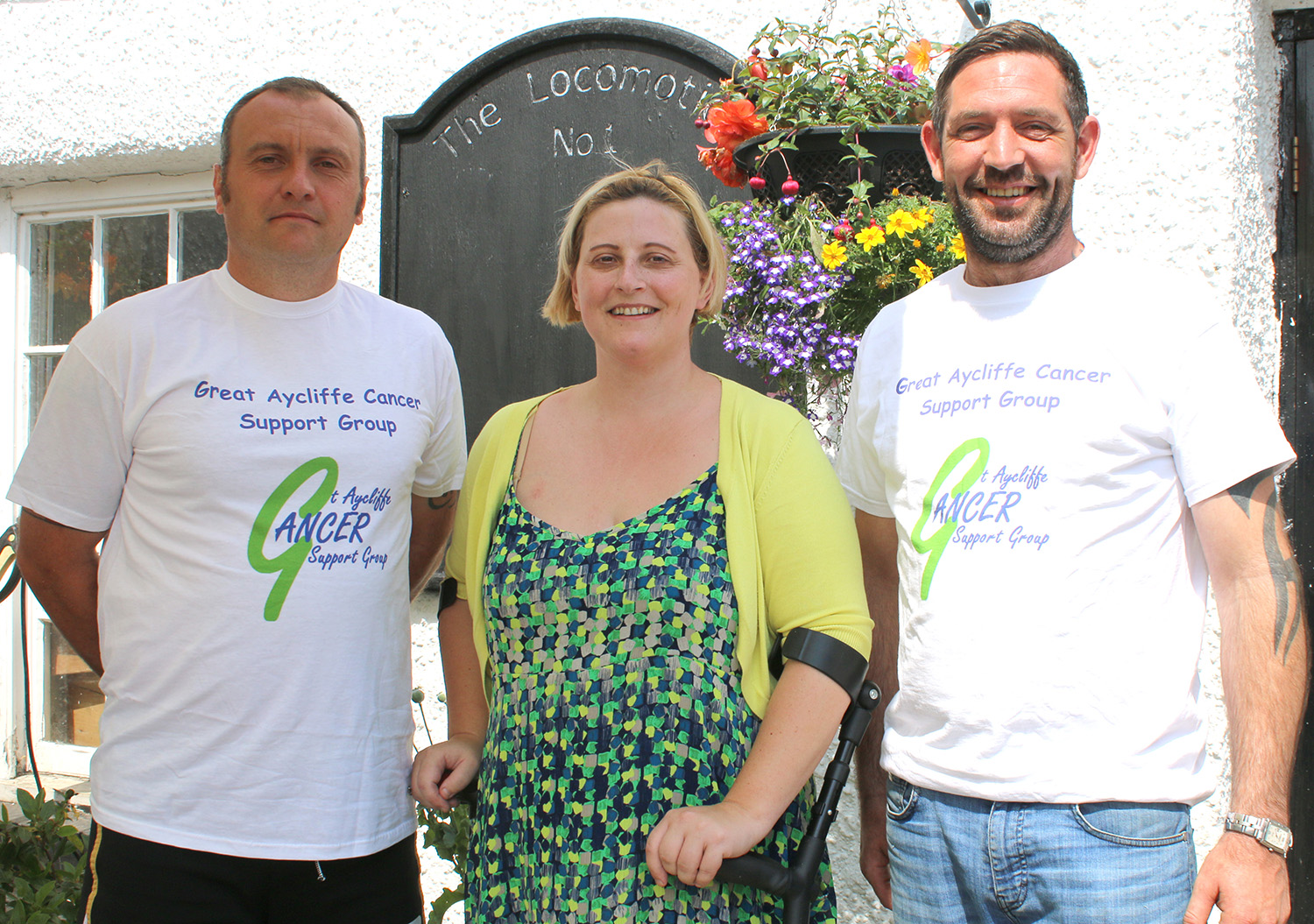 Local Pub Helps Town's Cancer Support Group