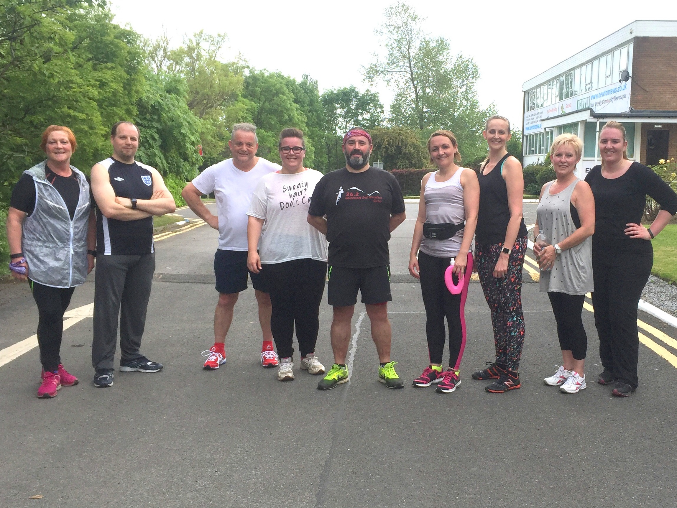From Couch to Five Kilometres with Local Charity DISC!