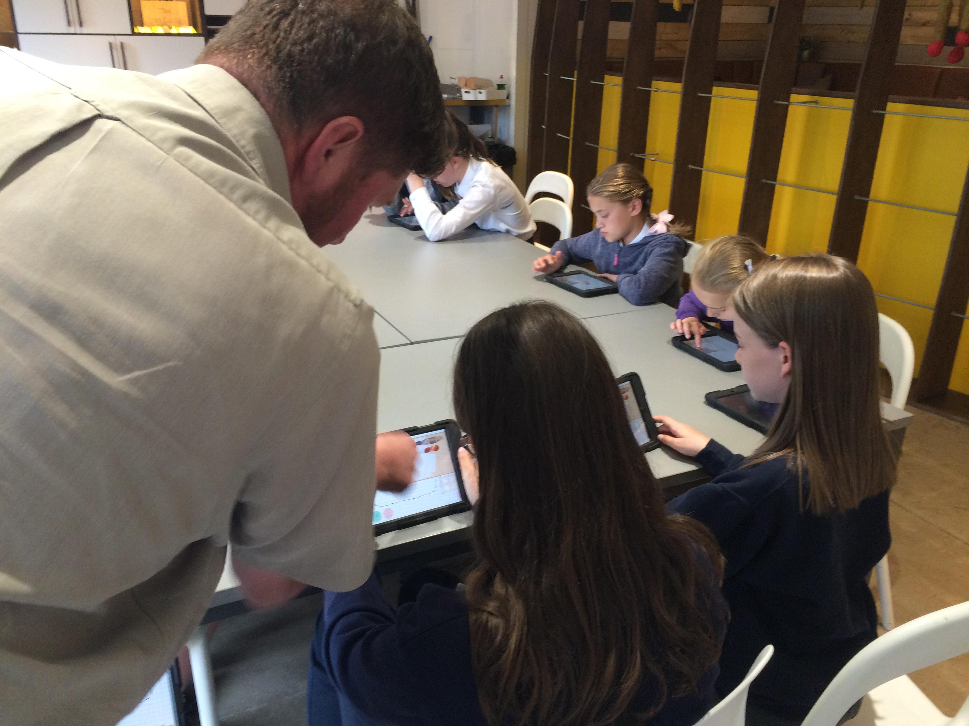 Storymaker's App Inspires Local Primary Schools
