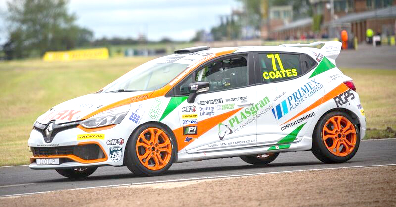 Local Businesses Support Winning Racing Driver