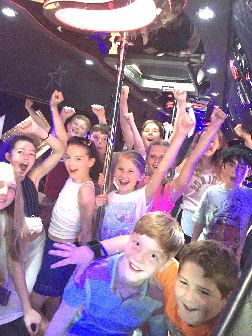 A Night to Remember for Aycliffe Year 6 Leavers