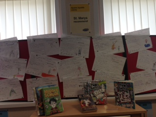 Pupils Thank Library!