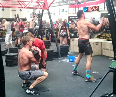 Aycliffe Crossfit Summer Contests