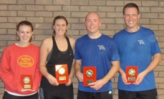 Aycliffe Squash Club Championships