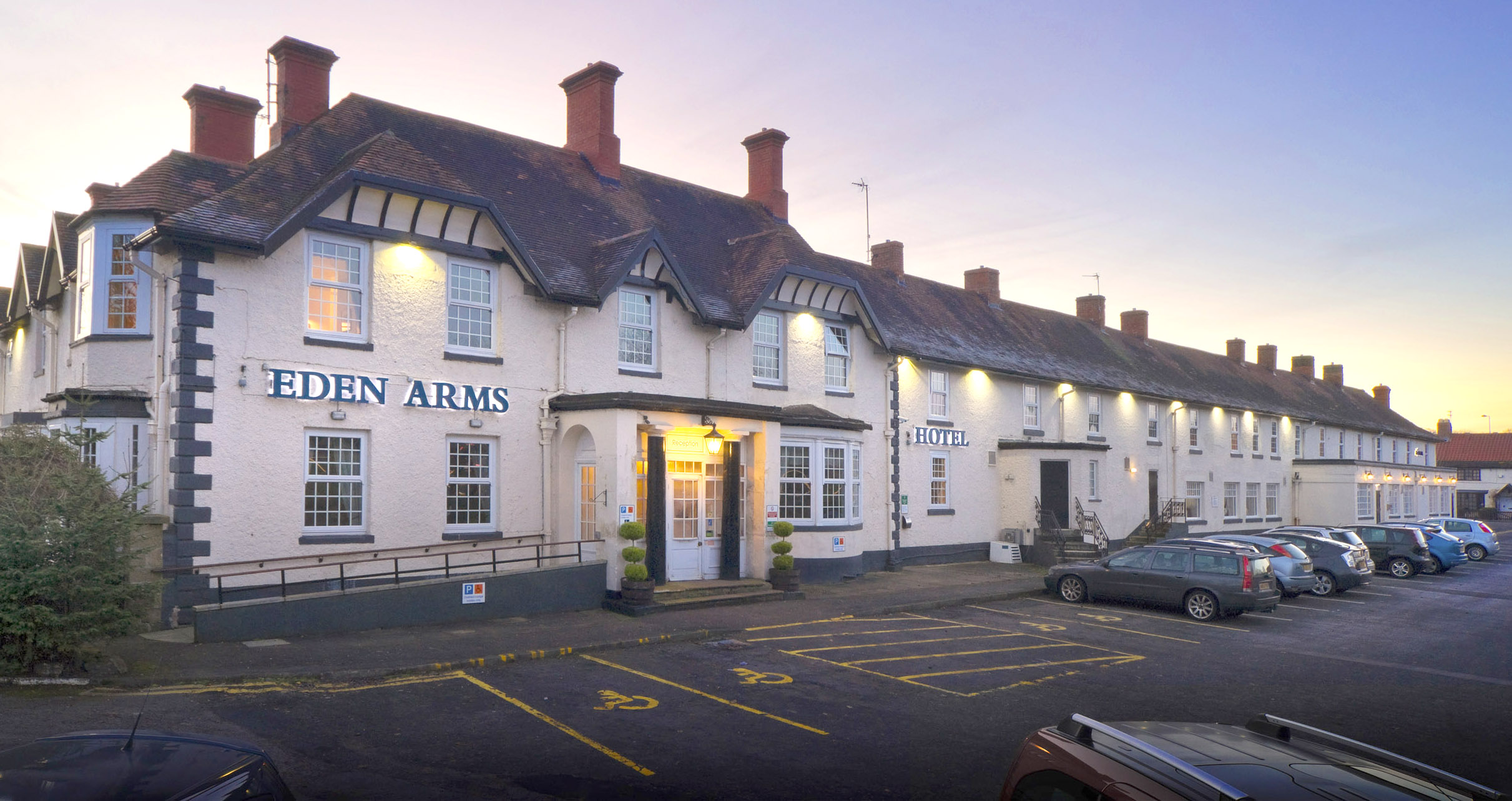 Beer Festival at The Eden Arms