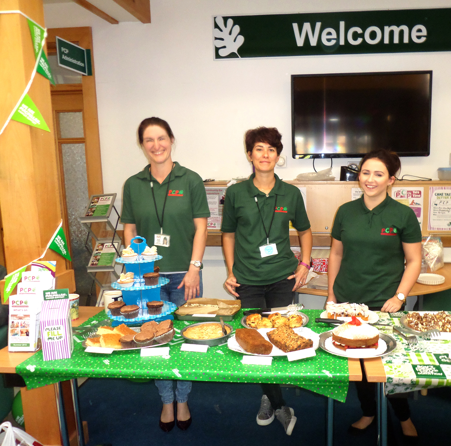 PCP Joins in World's Biggest Coffee Morning