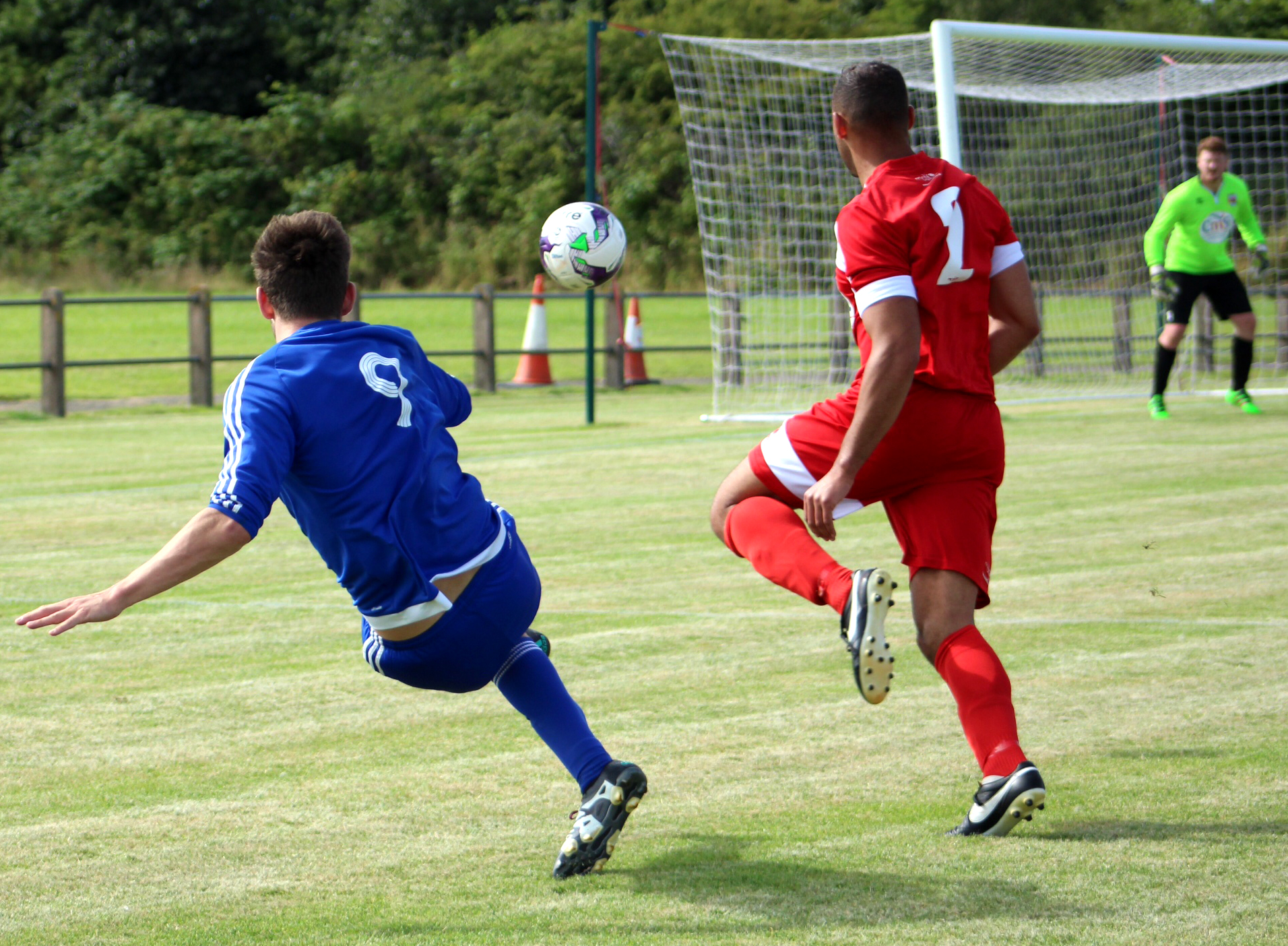 Aycliffe Earn FA Cup Replay