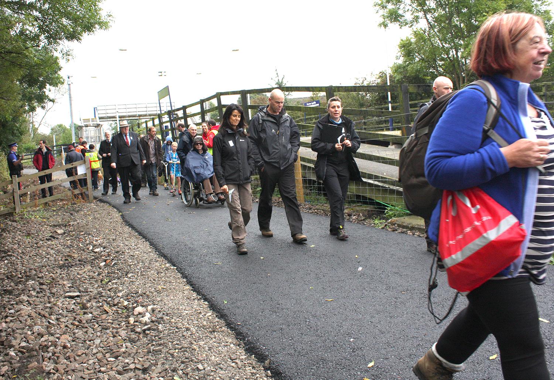 Excitement Mounts for Aycliffe – Shildon Jaunt