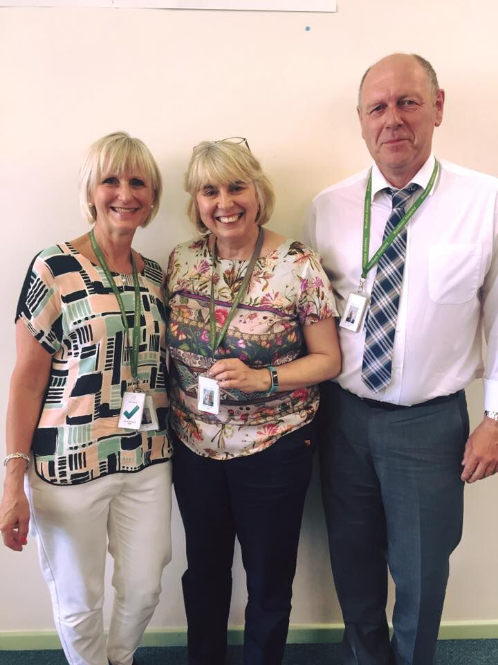 Staff Retirements at Woodham Academy