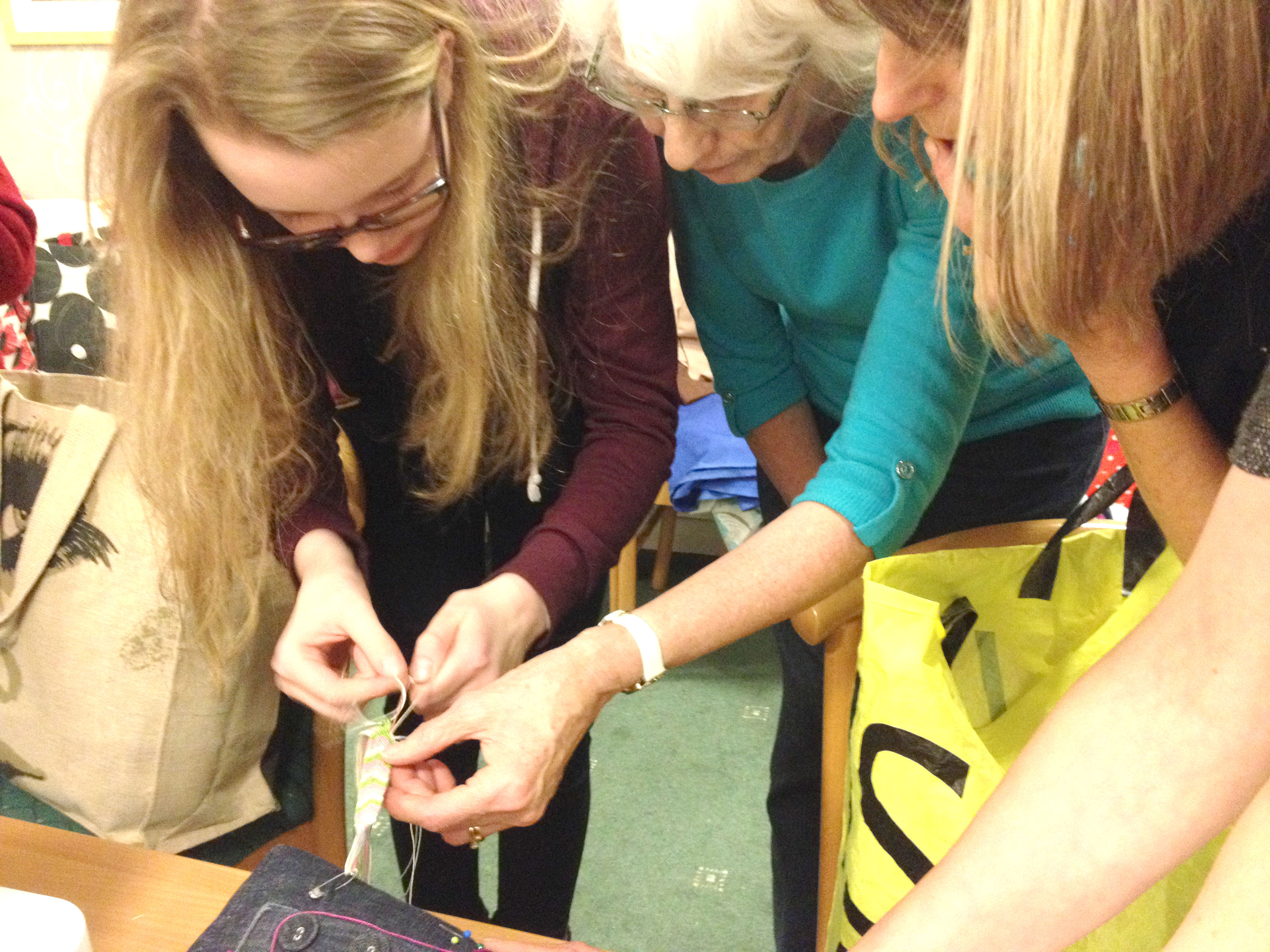 Re-jig Sewing Course at Greenfield Arts