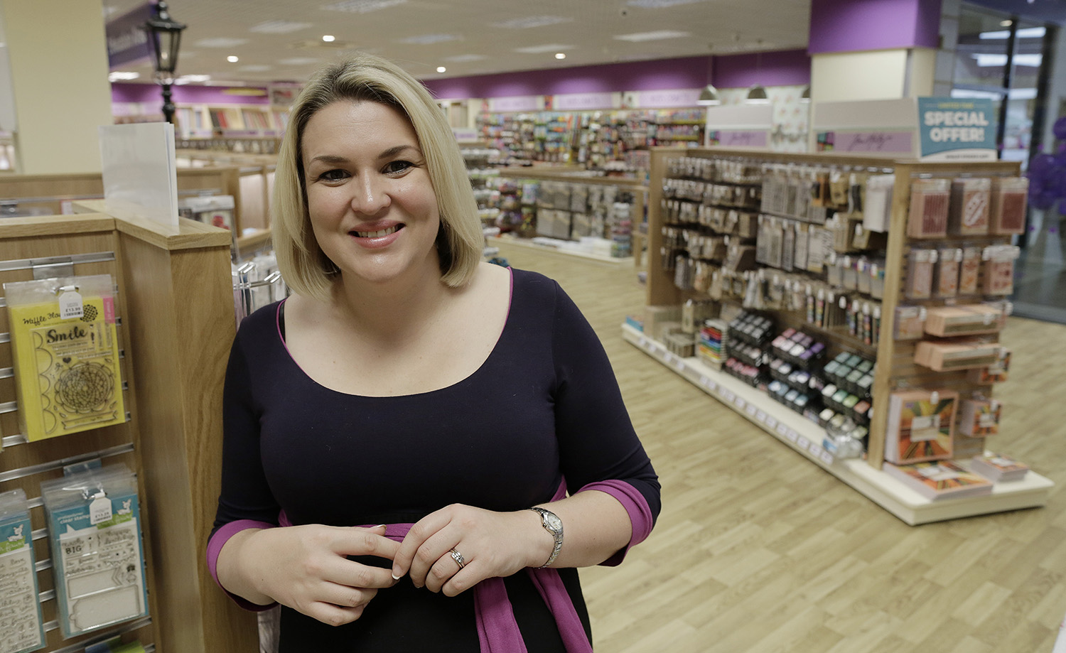 Local Craft Store Enjoys Successful Launch in Chesterfield