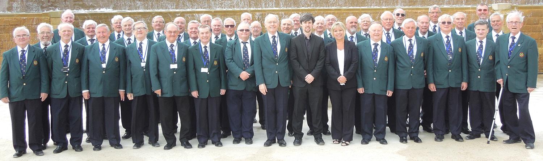 Famous Choir at St. Michael's