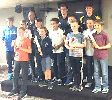 Town Cricket Club's Presentation Night