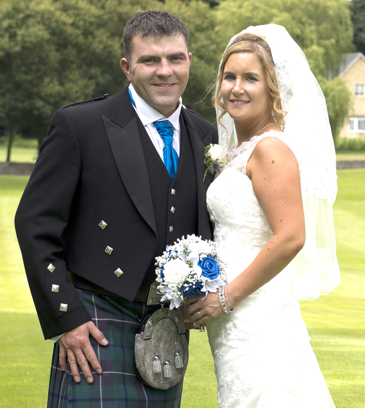 Married at Hall Garth