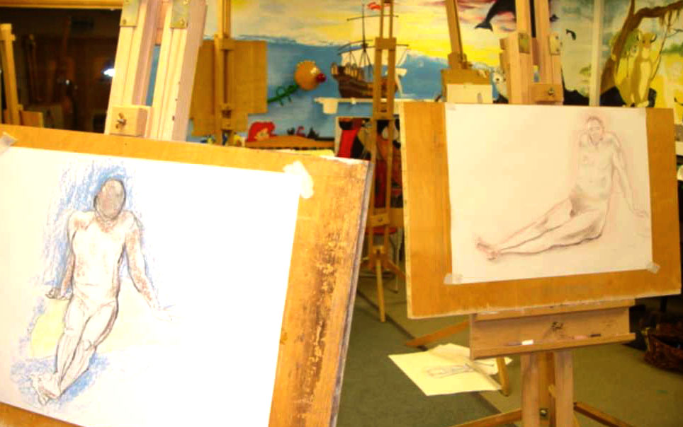New Greenfield Arts Course