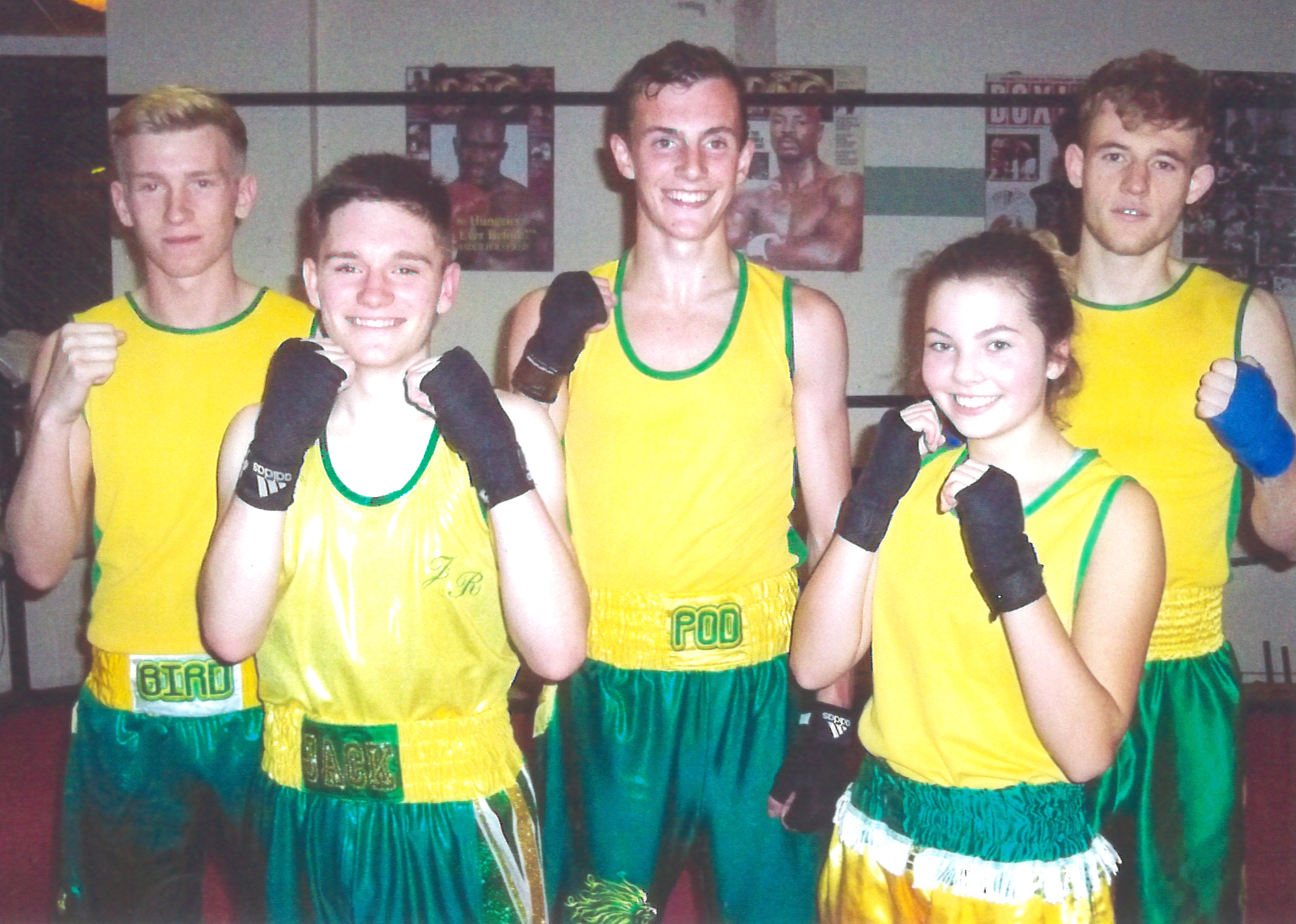 Aycliffe Boxing Club Funding Appeal